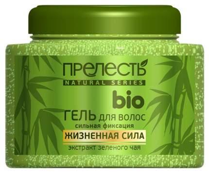 Гель для укладки Прелесть с экстрактом зеленого чая 250 мл