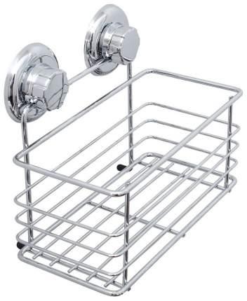 Полка для ванной комнаты прямоугольная Tatkraft Mega Lock Vena 20429