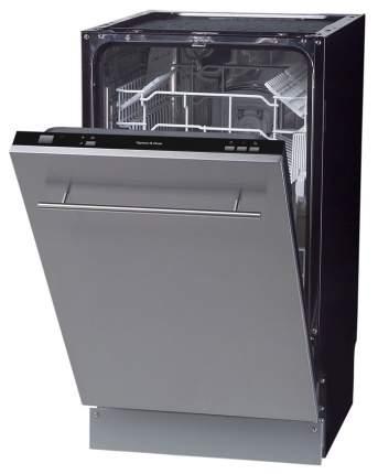 Встраиваемая посудомоечная машина Zigmund & Shtain DW 139.4505 X