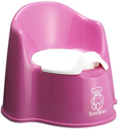 Горшок-кресло BABYBJORN 0551.55 Pink