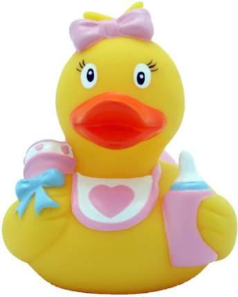 Игрушка для купания ВЕСЕЛЫЕ УТИ-ПУТИ Уточка ребенок девочка (1848)