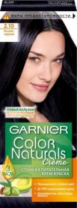 Краска для волос Garnier Color Naturals, тон №2.10 Иссиня черный