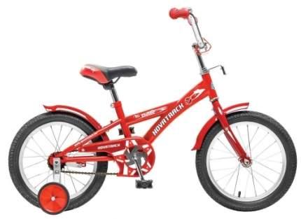 Велосипед Novatrack 18 (2016), красный/бордовый (183DELFI.RD6)