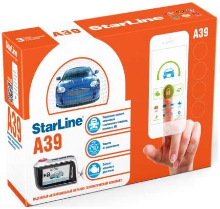 Автосигнализация StarLine А39