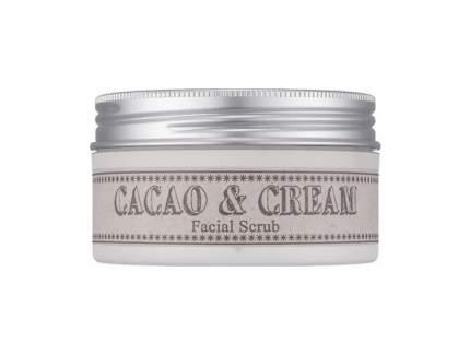 Скраб для лица MISSHA Cacao & Cream Facial Scrub 95 г