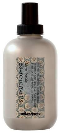 Средство для укладки волос Davines More Inside, This is A Sea Salt Spray 250 мл