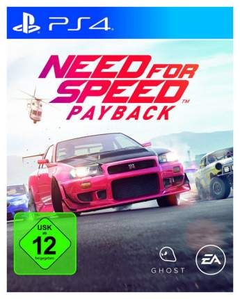 Игра для PlayStation 4 Electronic Arts Need For Speed Payback