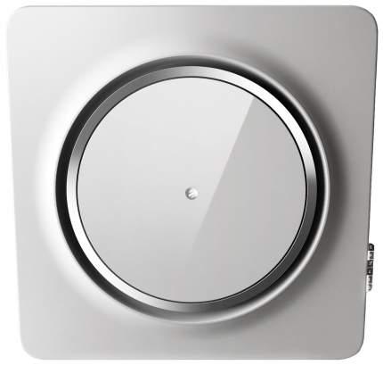 Вытяжка наклонная Elica Loop F/75 White/Silver