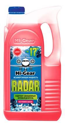 Жидкость стеклоомывателя Hi-Gear -17°C 4л HG5689