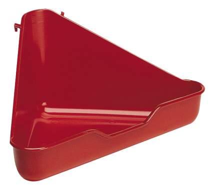 Туалет для хорьков Ferplast L370, в ассортименте, 27x27x17 см