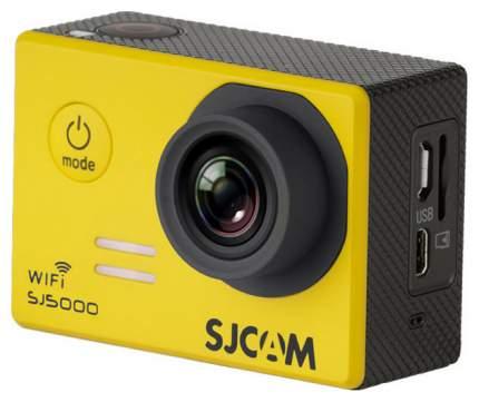 Экшн камера SJCAM SJ5000 Wi-Fi Yellow