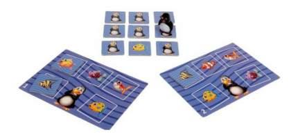 Семейная настольная игра Play Land Пингвин Тяпа