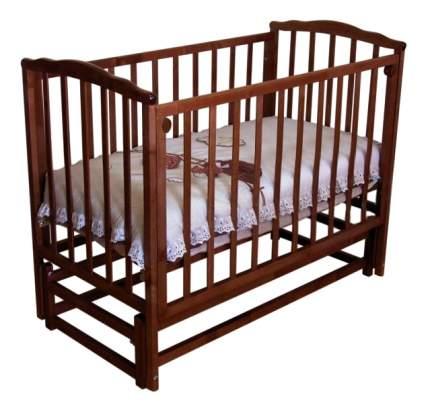 Кровать Красная звезда С-619 Кристина вишня