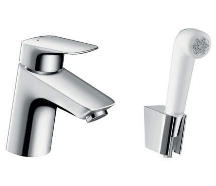 Смеситель с гигиеническим душем Hansgrohe Logis 71290000 хром