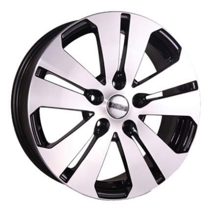 Колесные диски Tech-Line R17 6.5J PCD5x114.3 ET45 D66.1 (N71865176615x114345BD)