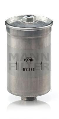 Фильтр топливный MANN-FILTER WK853