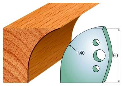 Комплект из 2-х ножей 50x4 SP CMT 690.565