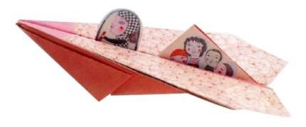 Оригами Djeco Кокетливые авиаторы