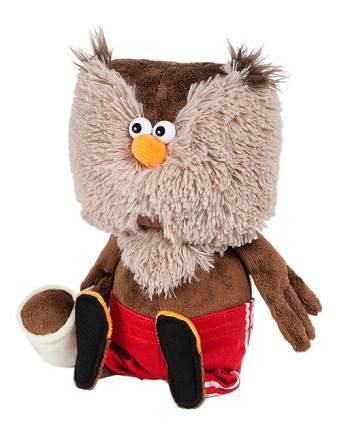 Мягкая игрушка Maxitoys Сова & Coffee в Коробке, 25 см