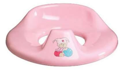 Сиденье на унитаз детское bebe jou Розовое