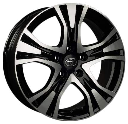 Колесные диски Replica-wheels To90 R17 7J PCD5x114.3 ET39 D60.1 (41033925)