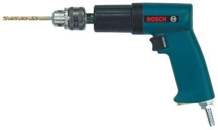 Дрель пневматическая Bosch 10 мм , БЗП, реверс 607160509