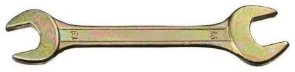 Рожковый ключ СИБРТЕХ 14308