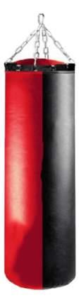 Боксерский мешок Премиум РК 35 кг черно-красный