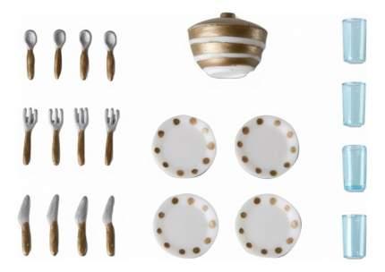 Смоланд Столовая посуда LB_60509400 для домиков Lundby