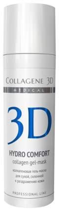 Маска для лица Medical Collagene 3D Hydro Comfort Collagen Gel-Mask 30 мл