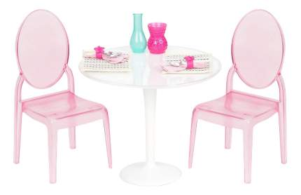 Мебель для кукольного дома Our Generation Стол и два стула