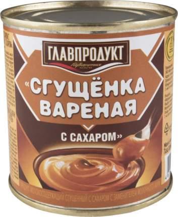 Сгущенка вареная Главпродукт 8.5% с сахаром 380 г