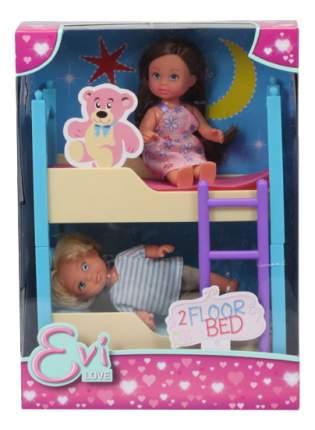 Кукла Evi с братиком Simba 5733847029 12 см