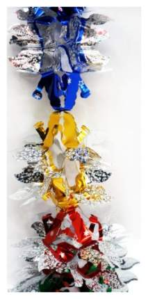 Растяжка Новогодняя сказка 972158 лепестки
