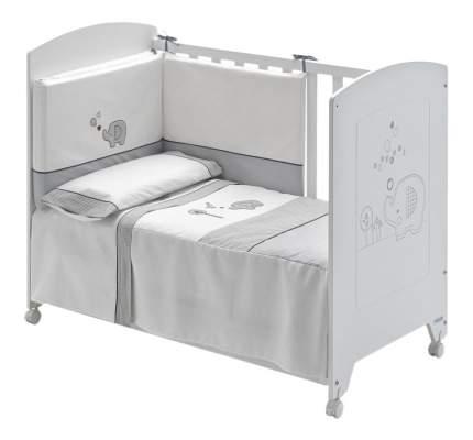 Micuna Бортик в кроватку 120х60 Micuna Elephant TX-1744