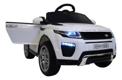 Электромобиль Range с дистанционным управлением и кожаным сидением RIVERTOYS