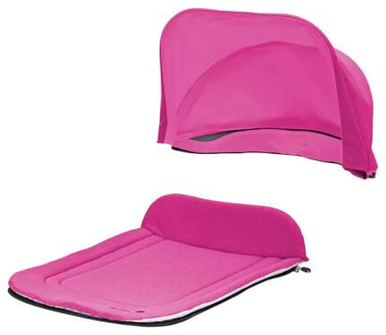 Капор + накидка Seed Papilio Carry Cot pretty in pink