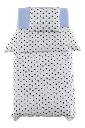 Комплект детского постельного белья Starkids Blue Shapito 2 предм.