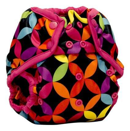 Трусики многоразовые 3-16 кг, One Size Snap Cover Jeweled Kanga Care