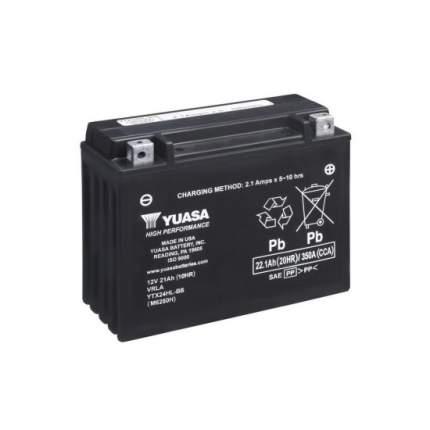 Аккумулятор для мототехники YUASA YTX24HL-BS