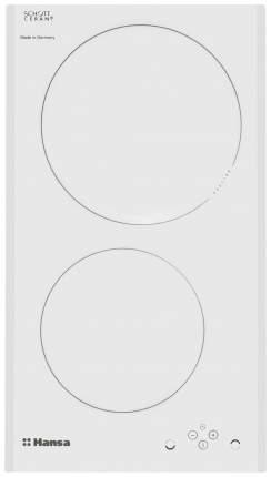 Встраиваемая варочная панель индукционная Hansa BHIW38377 White