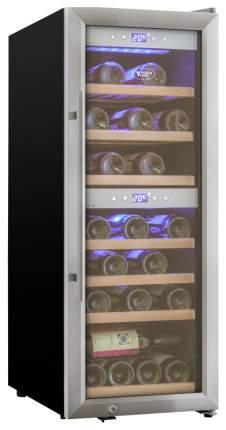 Винный шкаф Cold Vine C38-KSF2 Silver