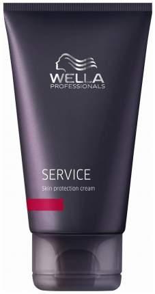 Крем для волос Wella Professionals Service Line для защиты кожи головы 75 мл
