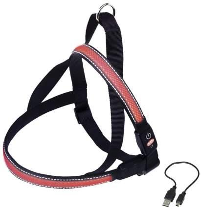 Шлейка для собак Nobby 78238-01 L, 23 г, красный
