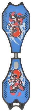 Роллерсерф HelloWood HW-B-503 (019) 83 x 22 см синий