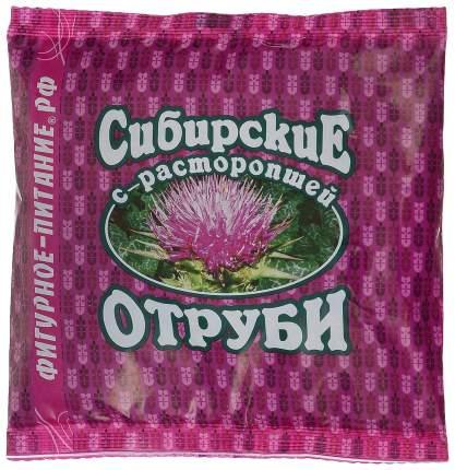 Отруби Сибирская Клетчатка пшеничные с расторопшей 200 г
