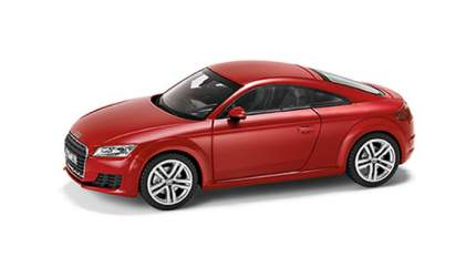 Коллекционная модель Audi 5011400423