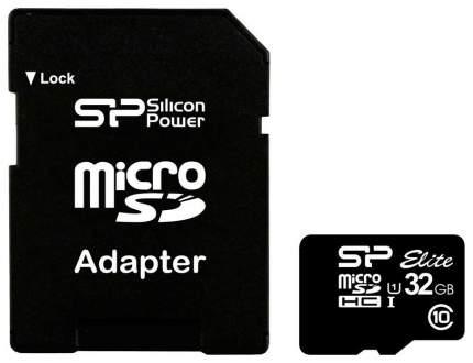 Карта памяти Silicon Power Micro SDHC Elite 32GB