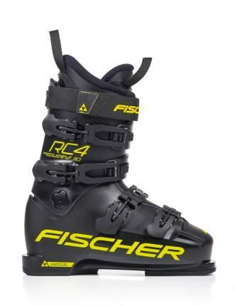 Горнолыжные ботинки Fischer RC4 Curv 110 PBV 2019, black/yellow, 29.5