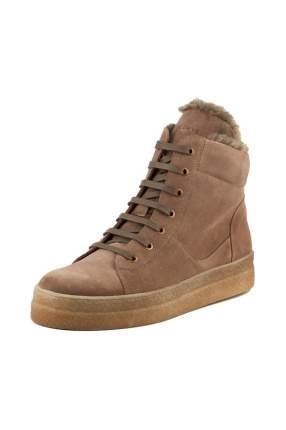 Ботинки женские RICONTE 2-220111812 коричневые 36 RU